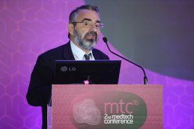 """Ομιλία: Αθανάσιος Πετμεζάς, Γενικός Διευθυντής CosmoONE - Τίτλος παρουσίασης: «DΟ more with less : Εργαλεία αποδοτικότητας στις Προμήθειες Υγείας"""""""