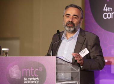 Ομιλία: Θανάσης Πετμεζάς, Διευθύνων Σύμβουλος, cosmoONE - Τίτλος Ομιλίας: «Ηλεκτρονικές Προμήθειες για τους φορείς Υγείας»