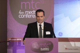 Ομιλία: Τάσος Ελευθεράκης, Διευθυντής Υπερήχων Ελλάδος, GE Healthcare - Τίτλος Ομιλίας: «Τεχνολογική Σύμπραξη στον Ιδιωτικό Τομέα»