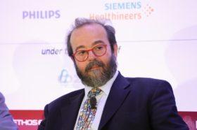 Γεράσιμος Λειβαδάς, Πρόεδρος, Σύνδεσμος Επιχειρήσεων Ιατρικών & Βιοτεχνολογικών Προϊόντων (ΣΕΙΒ), Ιδρυτής & Διευθύνων Σύμβουλος, Α & Λ Ιατρικές Προμήθειες ΑΕ