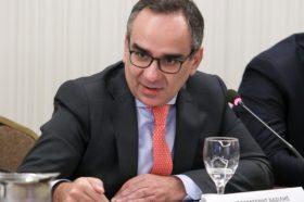 Κλειστή συνάντηση εργασίας: Βασίλης Κοντοζαμάνης, Υφυπουργός Υγείας