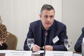 Κλειστή συνάντηση εργασίας: Γιάννης Κωτσιόπουλος, Γενικός Γραμματέας Υπουργείου Υγείας
